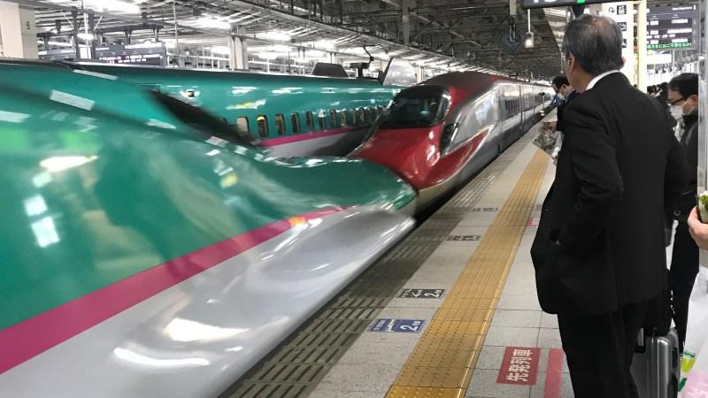 Shinkansen richiederà prenotazioni per valigie di grandi dimensioni dal prossimo maggio 2020