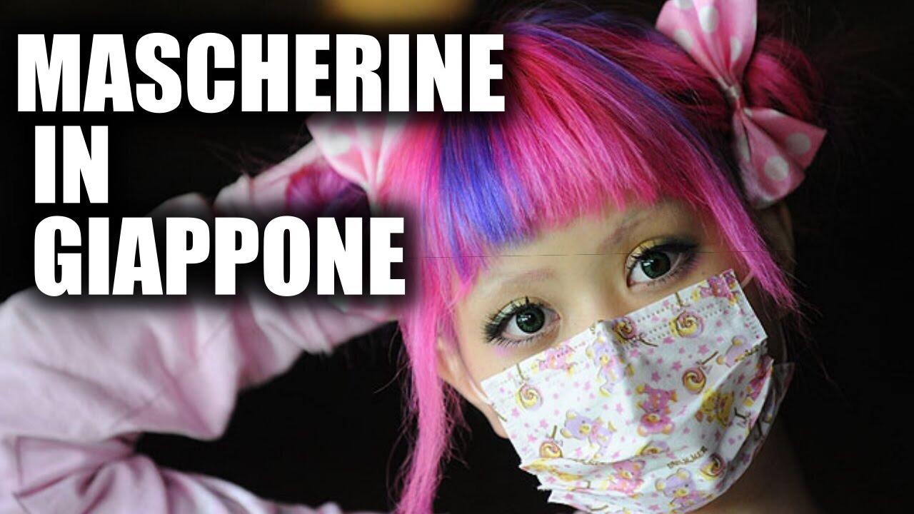MASCHERINE IN GIAPPONE