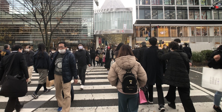 TOKYO 621 NUOVI CASI DI COVID IN UN GIORNO NUOVO RECORD