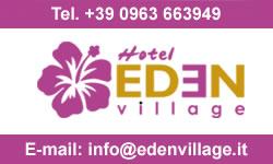 Hotel Village Eden a Capo Vaticano, direttamente sul mare