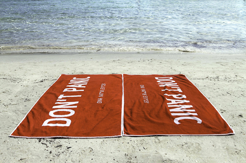 beach towel essentials