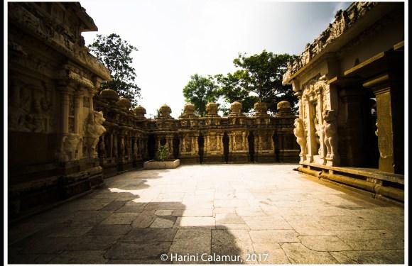 Temples of India : Kailasanathar Temple, Kanchi