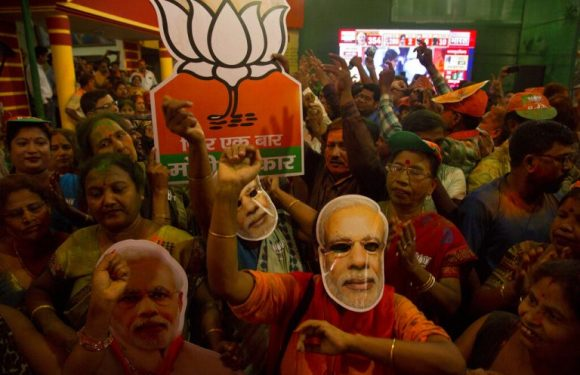 CNBC TV18 Column : Modi charisma all the way: Here are some lessons from NDA's landslide election win