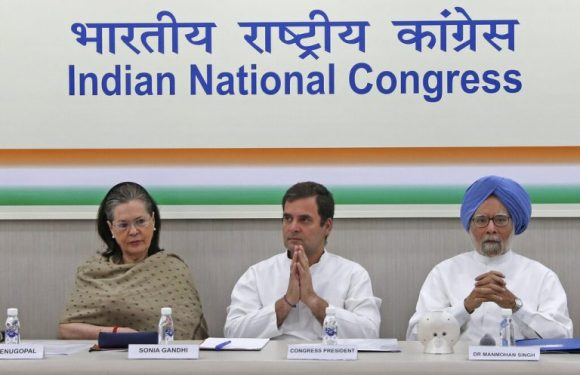 CNBC TV18 Column : What Next for the Indian National Congress
