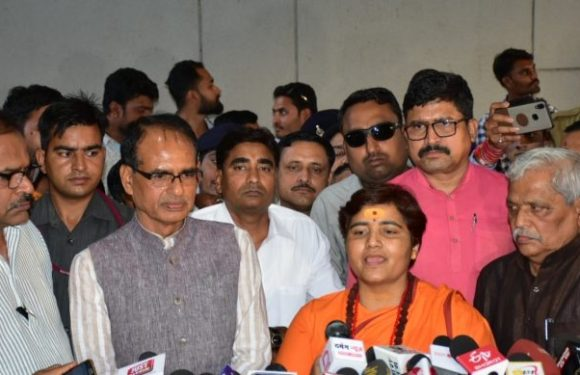 CNBC TV18 Column : Pragya Thakur vs the ghost of Hemant Karkare