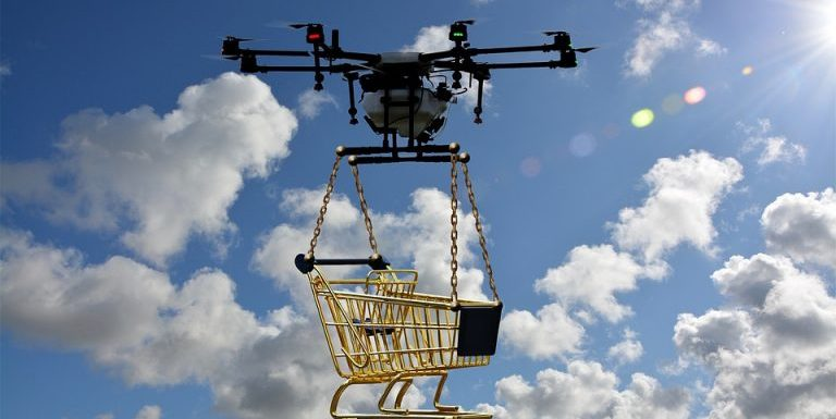 CNBC TV18 Column: Drones Flying away with Jobs