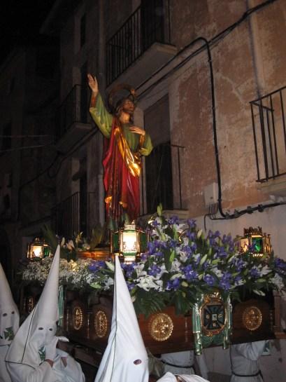 """Cofradía del """"Santo Ángel"""" - Foto José Adserías"""