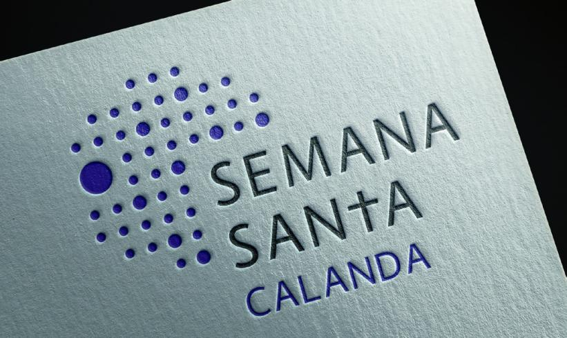 Logotipo Semana Santa de Calanda 2017