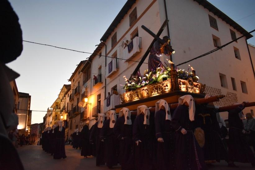 """Jesús Nazareno Procesión de """"La Soledad"""" 2017 - Foto de Oscar Solano Pérez"""