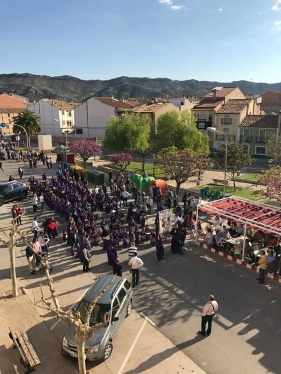 Domingo de Ramos Calanda 2017 - Encuentro