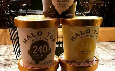 Thanks for the business and the mention @cchanser – we very much agree…@halotopcreamery rocks! #icecream…