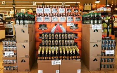 @averybrewingco is now on the floor and for sale at our Perkins Rd location! #beer…