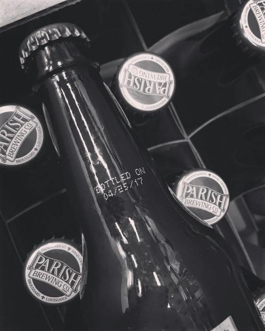 TWO day old @parishbrewingco Envie is now in stock at our Perkins Rd location! Won't…