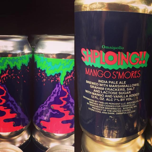 omnipollo SHPLOING! is back in stock at our Perkins Rd location