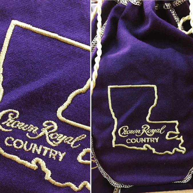 New @crownroyal Louisiana Limited Edition bottles are now available at our Perkins Rd location! #liquor…