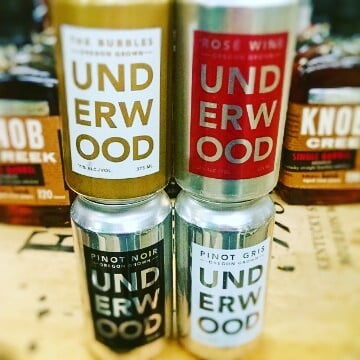 Introducing @unionwinecompany 's newest can… The Bubbles! All 4 varietals available at our Perkins Rd…