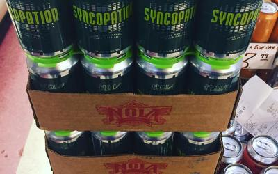 @nolabrewing Syncopation batch 2 is now available at our Perkins Rd location!#drinklocal #beer #freshhops #nola