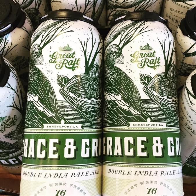 @greatraftbeer Grace and Grit is now in stock at our Perkins Rd location! Limit 2…
