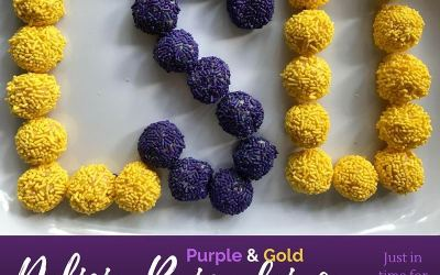 Delicia Brigadeiros, #lsustyle, just in time for LSU to #beatbama! Come in this Friday from…