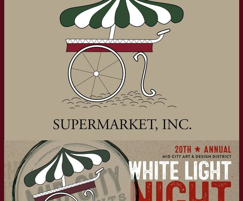 Tomorrow night at Calandro's Mid-City & Curbside for White Light Night 2017 is gonna be…