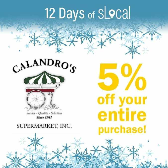 Well lookie there! We're a day on #12daysofslocal… . Repost from @slocalbr: . Day 6:…