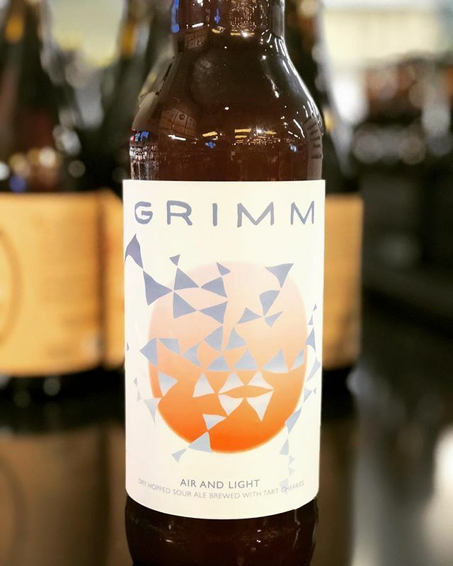@grimmales Air and Light is now available at our Perkins Rd location! #beer #cherry???? #summerbrew…