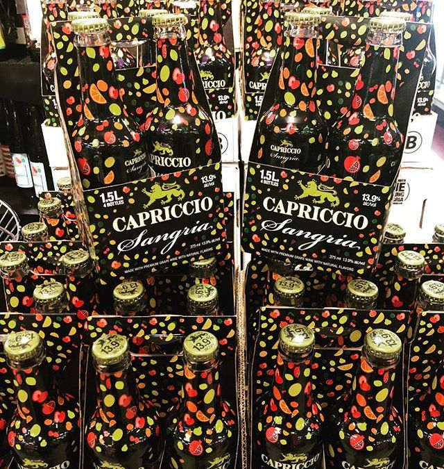 @capricciousa Sparkling Sangria is back at our Perkins Rd location! Get it while it's here,…