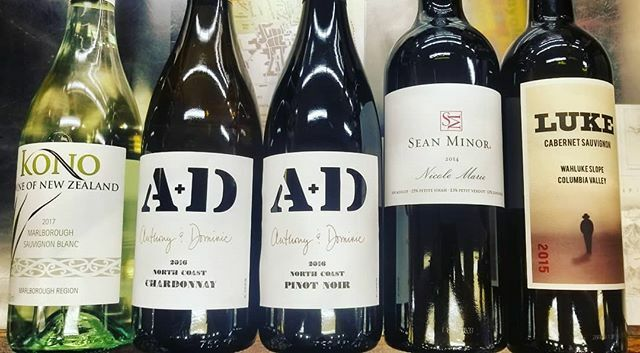 Please join this Thursday from 4 to 6 for an in-store wine tasting at our…