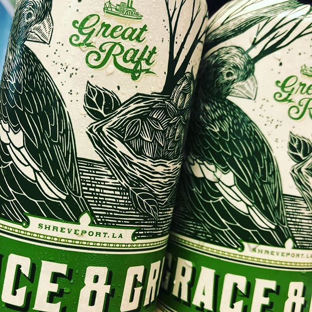 @greatraftbeer Grand and Grit Double IPA is back in stock at our Perkins Rd location!…