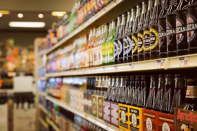 You know we have the best selection around for Liquor, Wine and Beer but did…