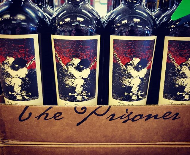 @prisonerwineco Just in time for Halloween! The new 2017 Prisoner is available at our Perkins…