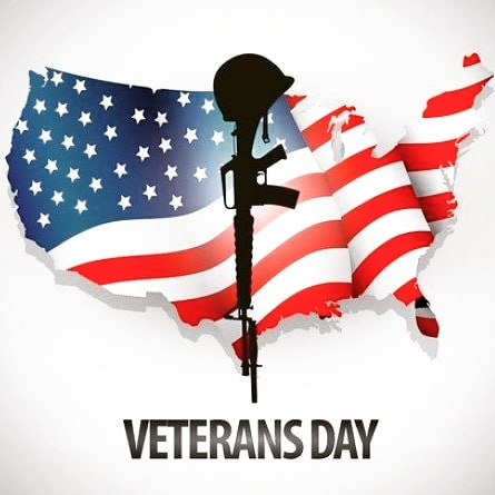 A giant *Thank You* to all who have served and protected us, our freedoms and…