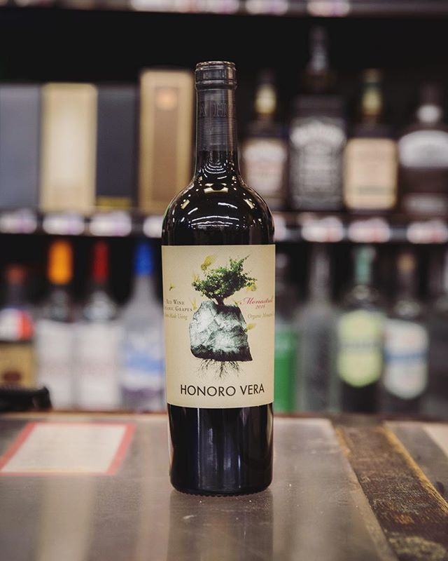 It's the first installment of #wineofthemonth for 2019 🎉 and this Honera Vera Spanish red…