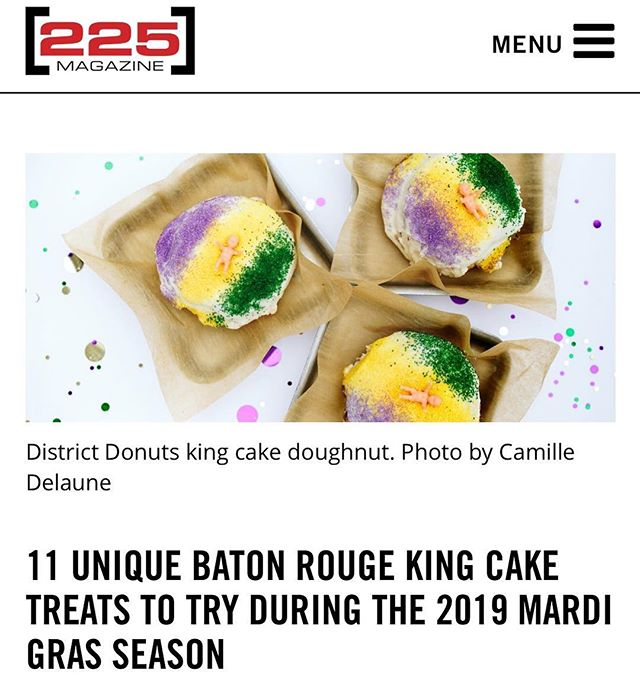 """Thanks for the 💜💛💚 @225batonrouge !!! """"W H O D A T says they gonna…"""