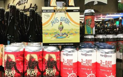 New brews now in stock at our Perkins Rd location! @foundersbrewing @soprobrewco @portorleansbrewingco #beer #drinklocal…