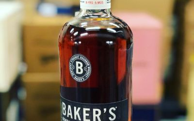 The newest (reimagined) @jimbeamofficial Baker's (at least) 7 year old has now arrived at our…