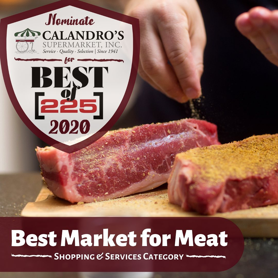 Nominations are still open for #bestof225 !! Calandro's has come to be known in Baton…
