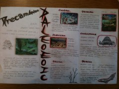 Geologic Time Brochure example 5