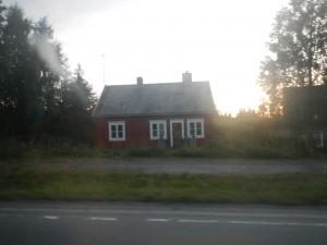 Case norvegiene si Trondheim- ziua 9 Norve 002