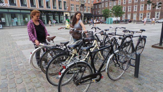 biciclete in copenhaga