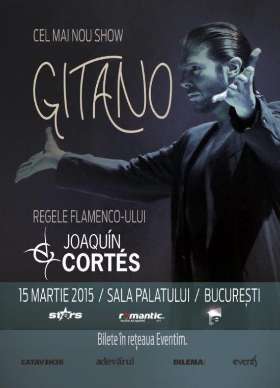 Poster Joaquin Cortes 2015