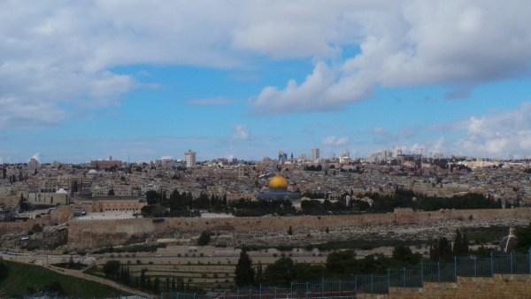 cetatea Ierusalimului