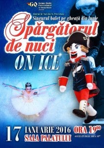 Nutcracker On Ice 2016