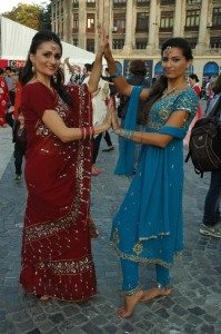 indra dance group