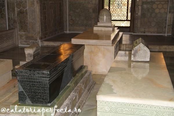 mormantul lui Amir Temur