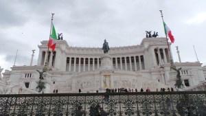 Roma pe jos…