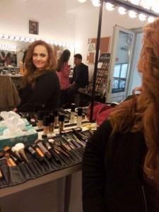 Stella Badea – un make-up perfect