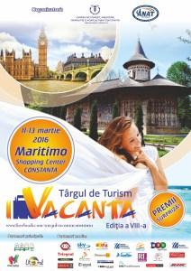 "Târgul de Turism ""VACANŢA"" Constanţa 2016"