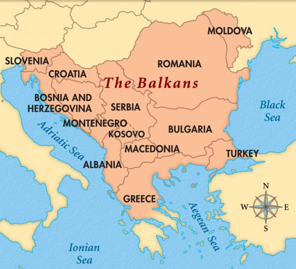 Balcani