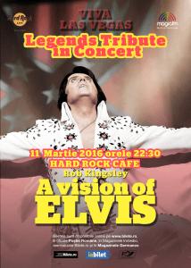 Anunt pentru fanii lui Elvis!